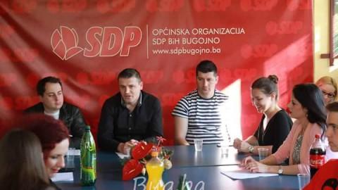Okrugli sto Foruma mladih SDP BiH Bugojno povodom Dana mladosti