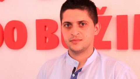Armin Velić: Pokušajmo zajedno stvoriti uslove za dostojanstven život naših sugrađana!