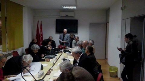 Održana Izvještajno-izborna konvencija Foruma seniora/ki OO SDP BIH Centar