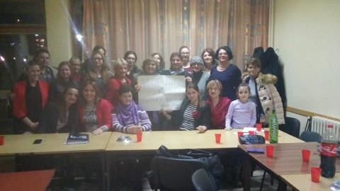 Nastavljene posjete opštinskim organizacijama Foruma žena u Kantonu Sarajevo