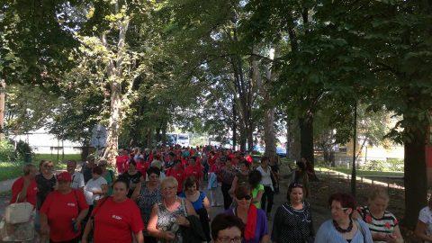 Članice FOŽ Organizacije SDP BiH Brčko distrikta BiH posjetile piramide u Visokom