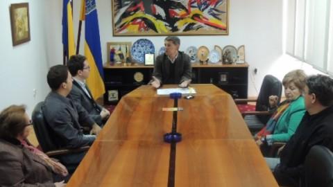 """Imamović razgovarao s članovima gradskog umjetničkog društva """"Lege Artis"""""""